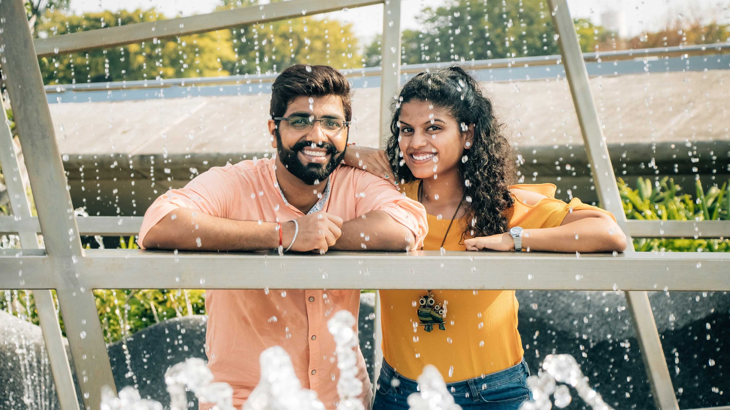 Anuj – Namrata Pre Wedding Shoot