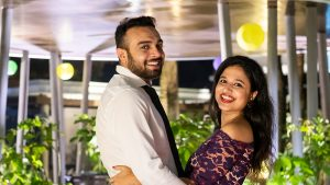 Saru – Vardhaman Pre-Wedding Shoot